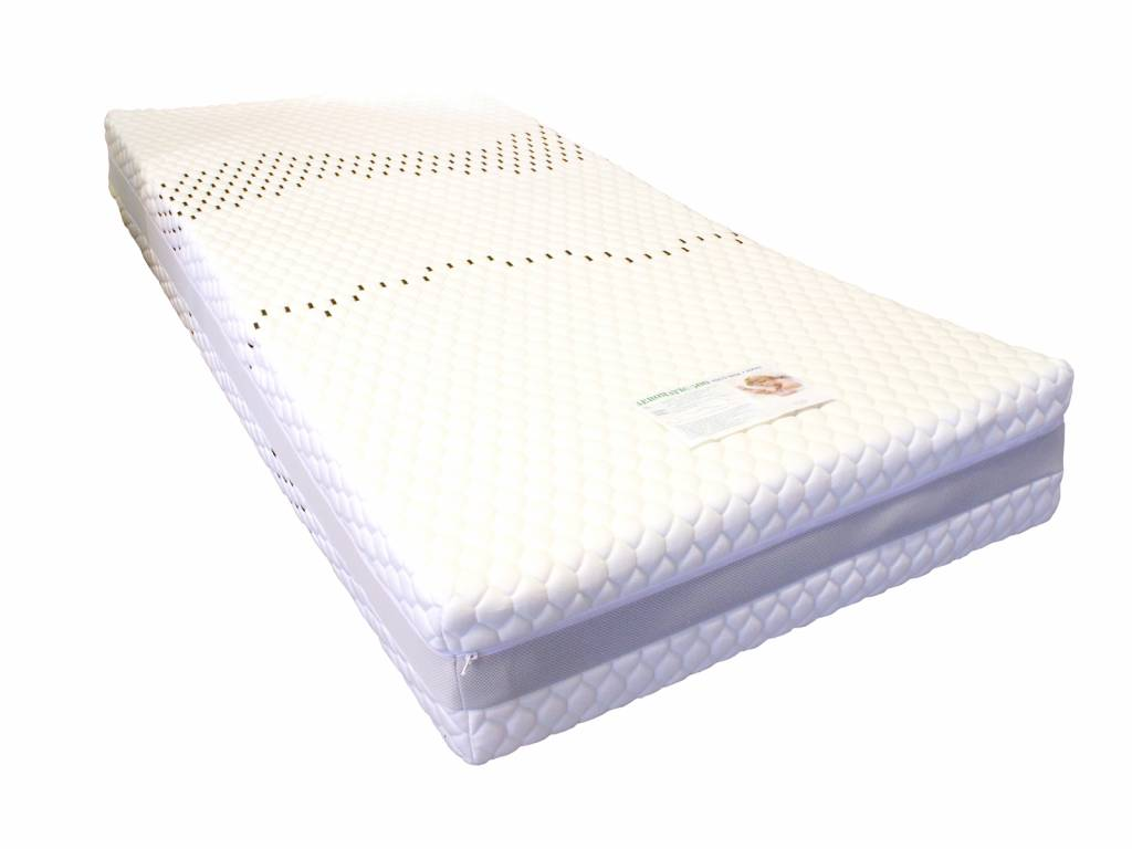 Sleep Sense Pocketveermatras - King Premium Latex