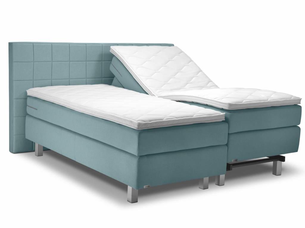 avek boxspring 1927 block uitvoering vlak 80 x 200 cm. Black Bedroom Furniture Sets. Home Design Ideas