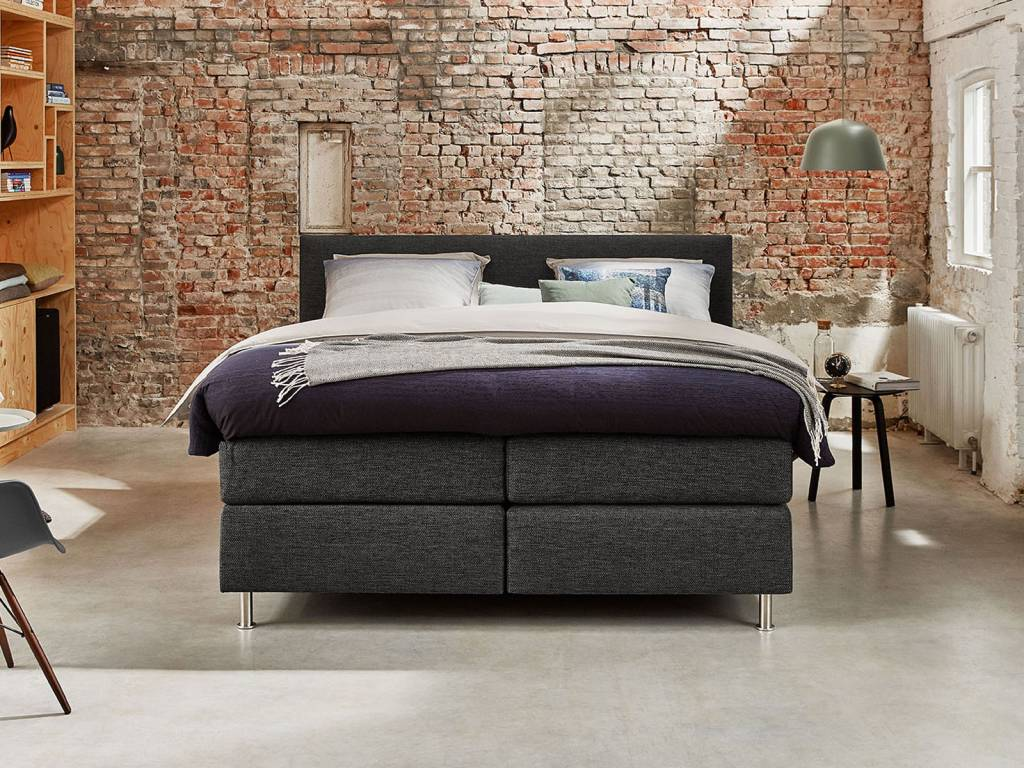 M line Boxspring - Intense