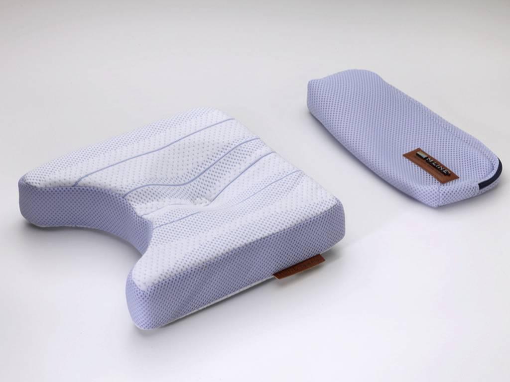 Kussen 200 X 60.M Line Kussen Travel Pillow 40 X 60 Cm