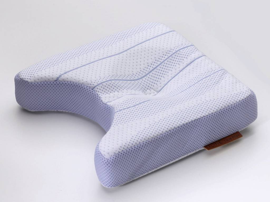 M line kussen - Travel pillow