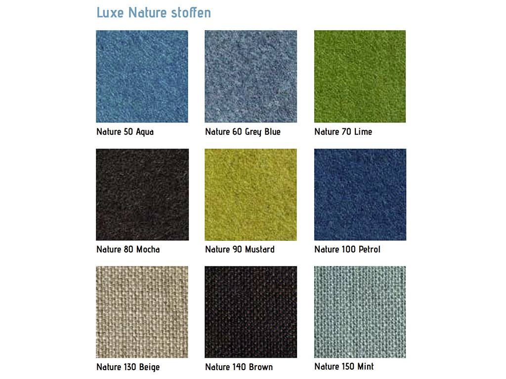 Luxe Nature Stoffen