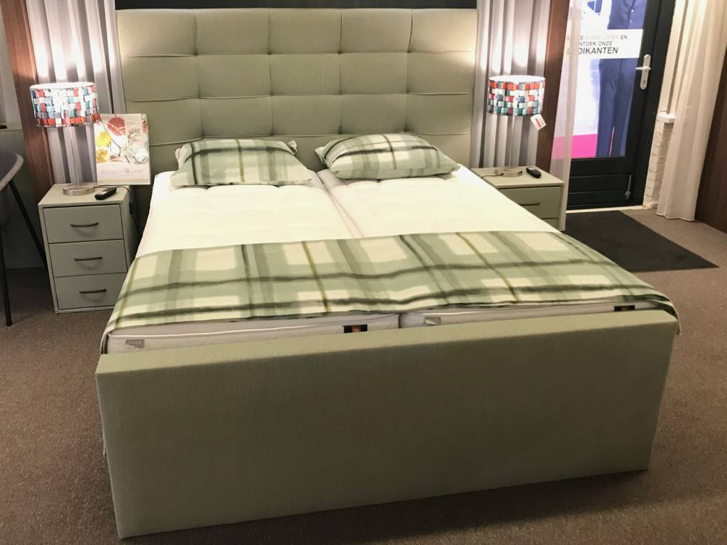Showroom Sale - Sleep Sense Boxspring Lisa