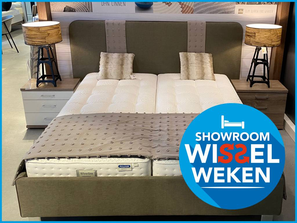 Showroom Sale - Sleep Sense Ledikant headline