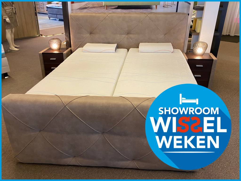 Showroom Sale - Sleep Sense Boxspring Dance