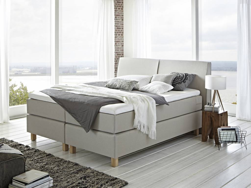 Sleep Sense - Boxspring Larson