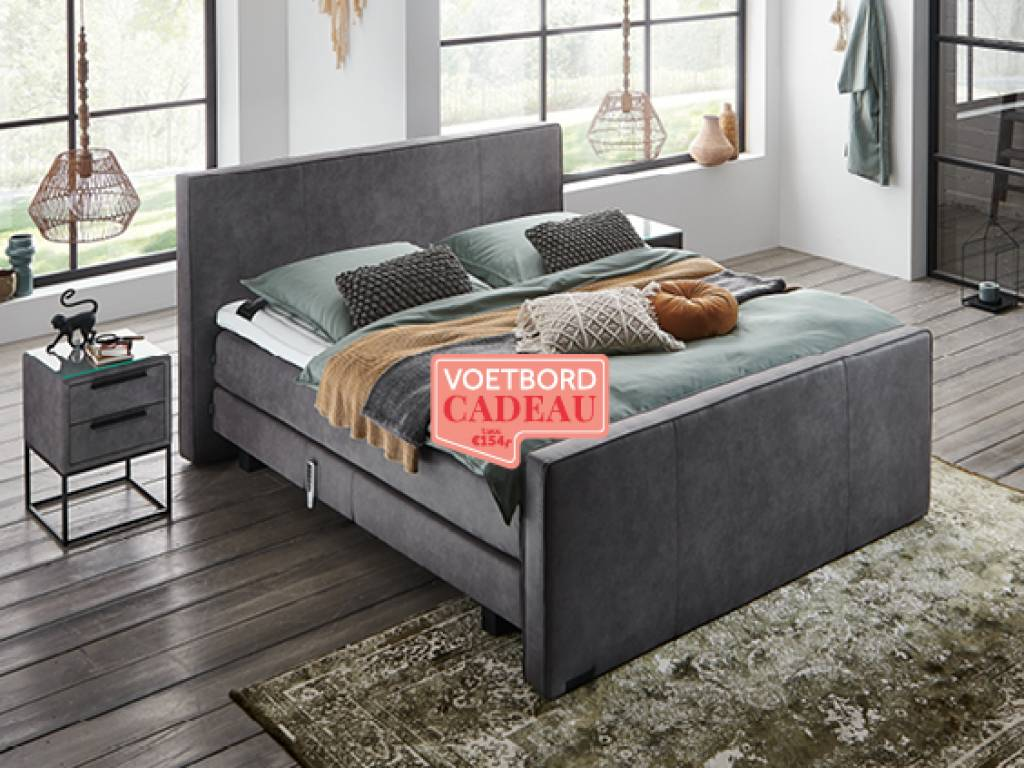Caresse Boxspring - 6010/6060