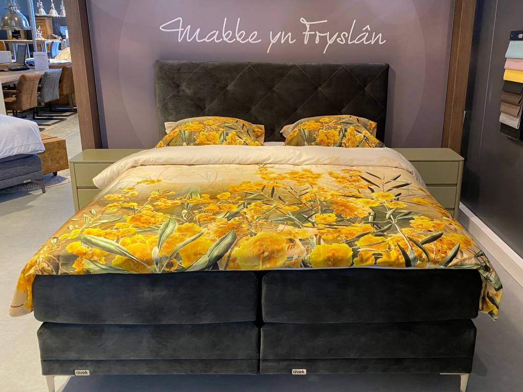 Showroom Sale - Avek boxspring Simmer Twirre
